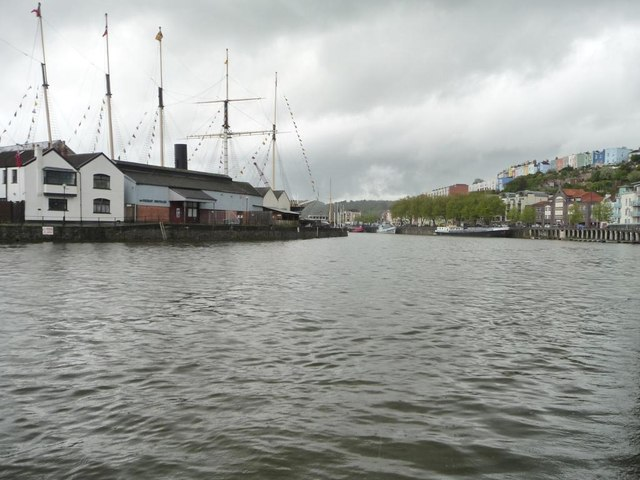 The SS Great Britain at Wapping Dockyard