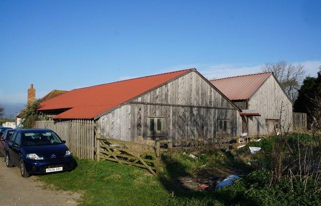 Hungerhill Farm near Bilton