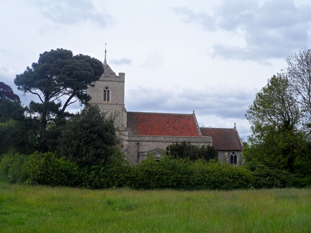 St Andrew's church Buckland