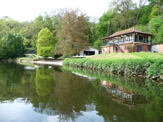 Bristol Ariel Rowing Club - clubhouse and ramp