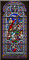SK8190 : Stained glass window, All Saints' church, Gainsborough by Julian P Guffogg