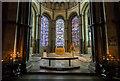TR1557 : The Corona, Canterbury Cathedral by J.Hannan-Briggs