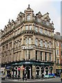 NZ2463 : The County Hotel, Grainger Street / Westgate Road, NE1 by Mike Quinn