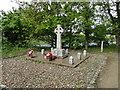 TM4192 : Gillingham War Memorial by Adrian S Pye