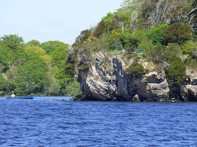 Governor's Rock, Ross Island, Lough Leane