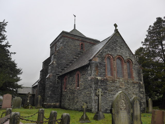 Church of St Luke, Torver