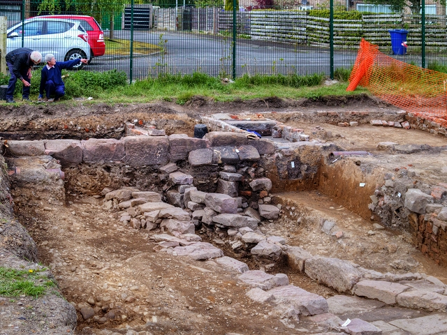 Manor House Foundations, Radcliffe Tower