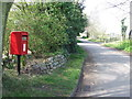 TG4901 : Postbox On Short Road by Keith Evans