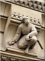 NZ2463 : Neville Hall and Wood Memorial Hall, Westgate Road, NE1 (detail) by Mike Quinn