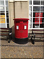 TM1179 : Royal Mail Market Place Postbox by Adrian Cable
