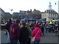 TF6119 : Crowd at The Hanse Festival, King's Lynn by Richard Humphrey