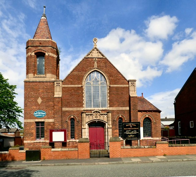 George Lane United Reformed Church