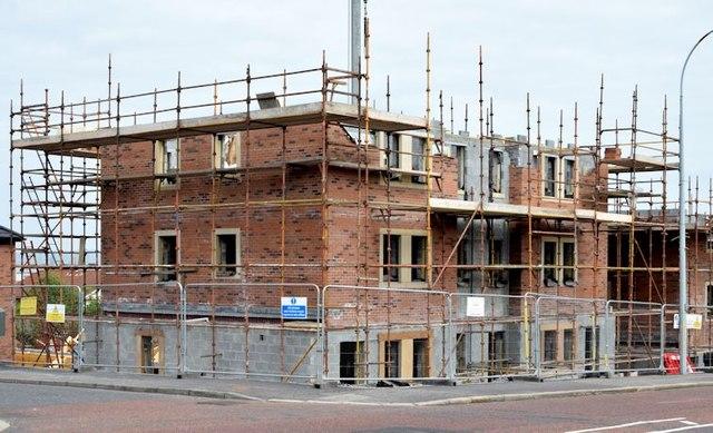 Holywood Road development site, Belfast - May 2015(4)