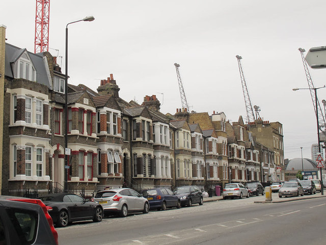 Manchester Road, Isle of Dogs