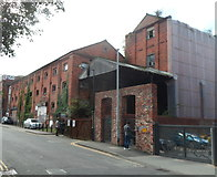 ST5772 : Gas Ferry Road, Bristol by Jaggery