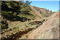 SE0531 : Stream at Ogden Clough by John Ramsdin