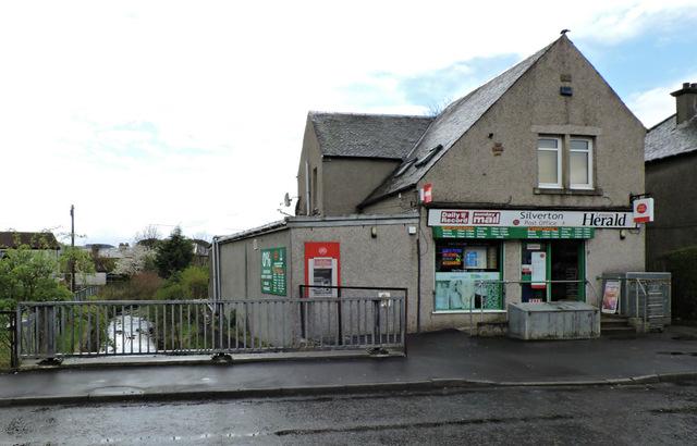 Silverton Post Office