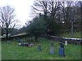 SD3687 : St Peter, Finsthwaite: churchyard (5) by Basher Eyre