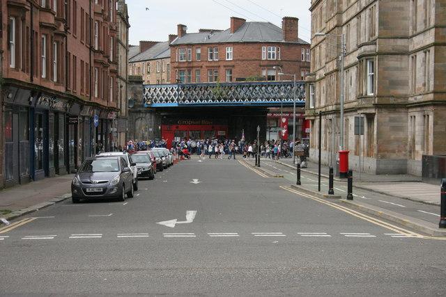 St Andrews Street, Glasgow