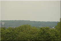 TQ3370 : View of the southeast from the Crystal Palace terrace #12 by Robert Lamb