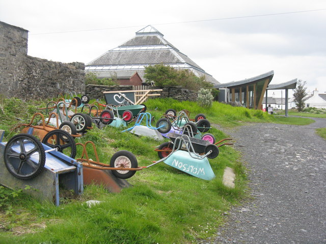 Transport on Easdale