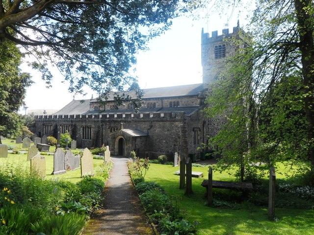 St Andrew's Parish Church - Sedbergh