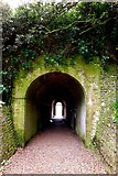 TQ3303 : Lewis Carrol's tunnel from Sussex Square to the beach, Brighton by Matt Harrop