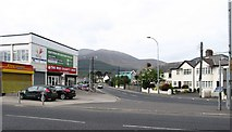 J3731 : Shimna Road from Dundrum Road by Eric Jones