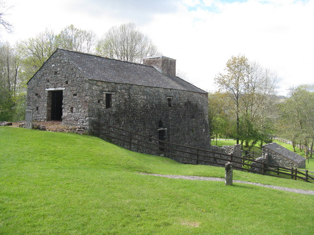 Bonawe Historic Iron Furnace