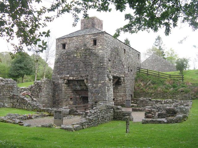 Bonawe Historic Iron Furnace