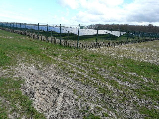 Littlebourne solar farm