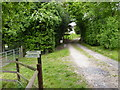 SO7966 : Footpath ringroad by Jeff Gogarty