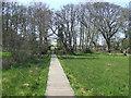 TM4258 : Raised Walkway by Keith Evans