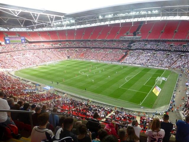 Preston North End Win At Wembley