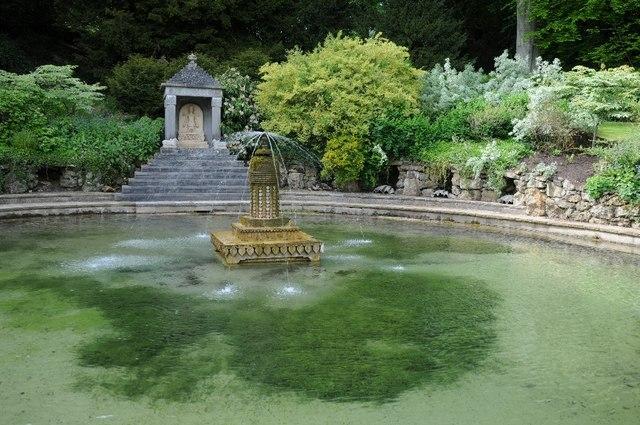Temple Pool