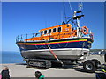 SH7882 : Llandudno Lifeboat by Jeff Buck