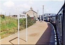 ND1559 : Georgemas Junction by Chris Morgan