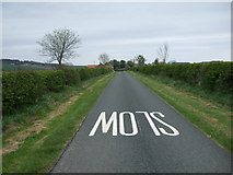 NT5675 : National Cycle Route 76 by JThomas