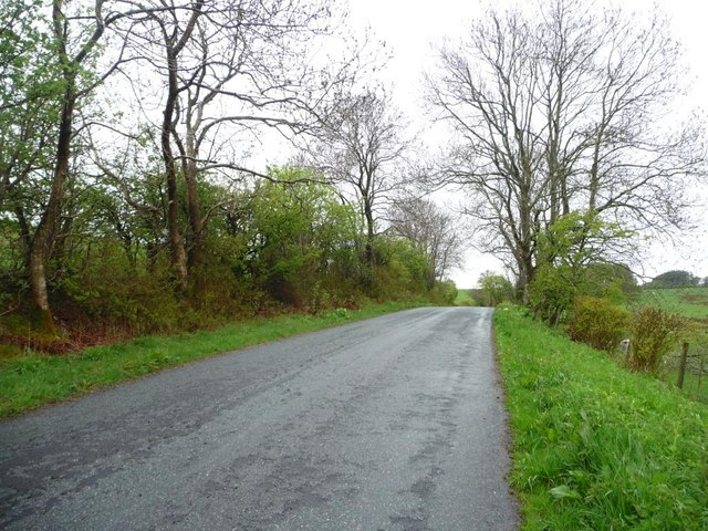 The road from Uldale