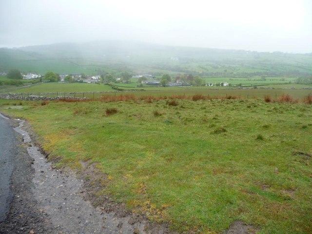 Hillside above Uldale