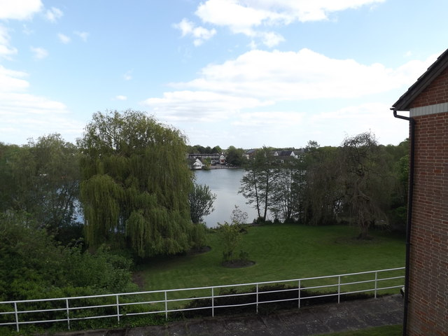 The Mere, Diss