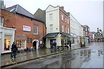 SU8604 : South St Chichester by Nigel Mykura