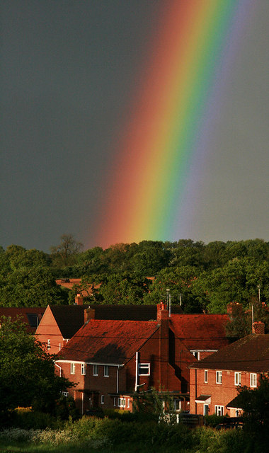 Little Hoddington raimbow