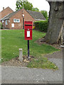 TM1279 : Skelton Road Postbox by Adrian Cable