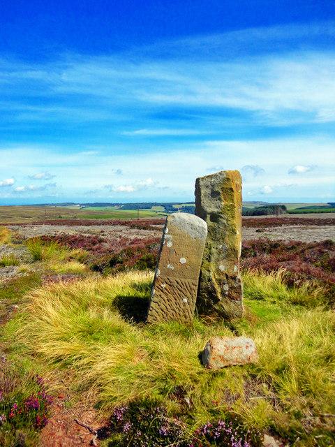 Standing Stones, Low Moor