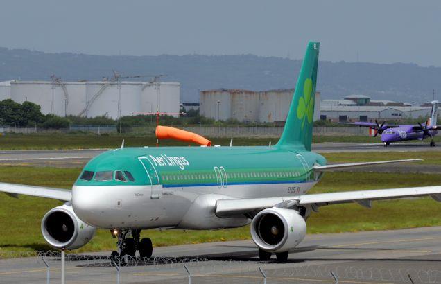 EI-DEL, George Best Belfast City Airport (May 2015)