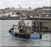 J5082 : The 'Wendy Liam' at Bangor by Rossographer
