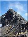 NG4525 : Ridge rising to Bruach na Frithe by Trevor Littlewood
