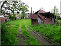 H3152 : Derelict farm, Effernan Glebe by Kenneth  Allen
