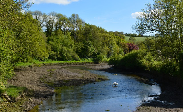 Penpoll Creek, Penpoll, Cornwall